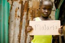 Малярия в Африке