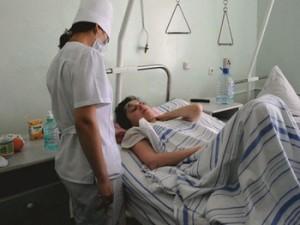 Лечение сибирской язвы в больнице