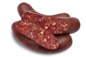 Кровяная колбаса - первый официально зарегистрированный источник ботулизма