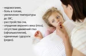 Симптомы энцефалита головного мозга