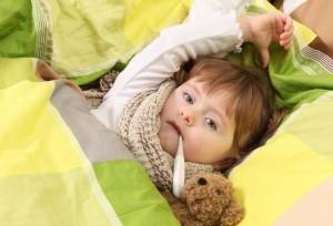 Фарангит у детей