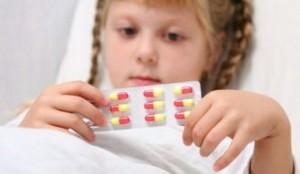 Лечение бактериальных инфекций у детей