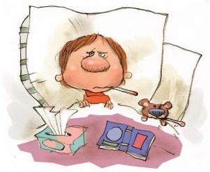 Повышение иммунитета у деток