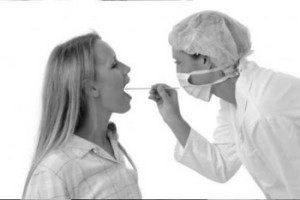 Вирусные заболевания горла